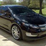 Установка ГБО на Chevrolet Volt