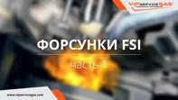 Видеообзор форсунок FSI