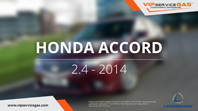 видео гбо honda accord 2.4