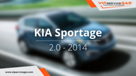 видео гбо kia sportage 2.0