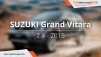 видео гбо suzuki grand vitara 2.4