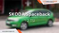 видео гбо skoda spaceback 1.2 tsi