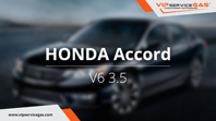 Honda Accord V6 3.5