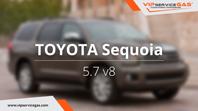 Toyota Sequoia 5.7 v8