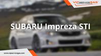 Subaru Impreza WRX - ГБО Landi Renzo
