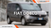 Fiat Doblo 2016 - ГБО Lovato
