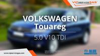 видео гбо wolkswagen touareg 5.0 v10 tdi