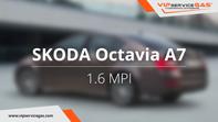 Skoda Octavia A7 1.6 MPI