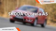 Skoda Octavia 1.8 TSI - 2014