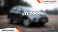 видео гбо jac s5 2.0