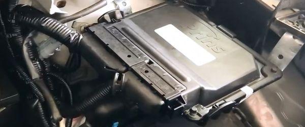 Гбо на Ford Edge Sport EcoBoost V6 2.7
