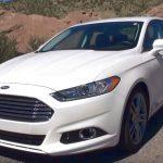 Установка ГБО на Ford Fusion 2.0 EcoBoost Titanium USA