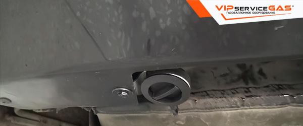 Газ на Skoda Octavia A6 1.8 TSI