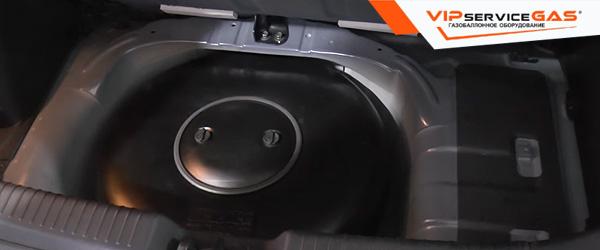 Гбо на Hyundai i10 1.1