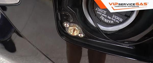 Гбо на Subaru Impreza WRX 2.5