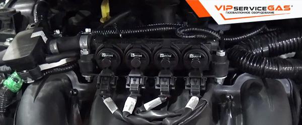 Гбо на Mazda 3 Skyactiv