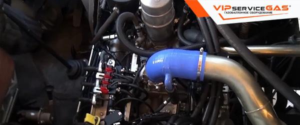 Газ на ПАЗ 32054 4.6