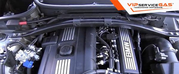 Гбо на BMW X3