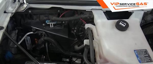Газ на Chevrolet Express 5.3 V8