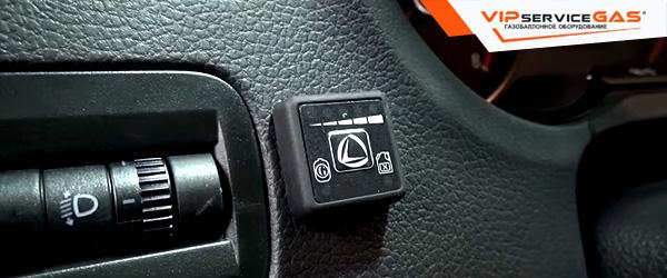 Газ на Volkswagen Polo 1.6