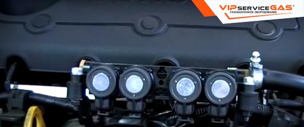 Установка гбо на Hyundai iX35 2.0
