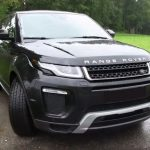 Установка гбо на Land Rover Range Rover Evoque 2.0 Turbo прямой впрыск