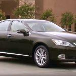 Установка гбо на Lexus ES 350 2012