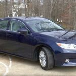 Установка гбо на Lexus ES 300H Hybrid