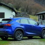 Установка гбо на Lexus NX 200 AWD 150 HP