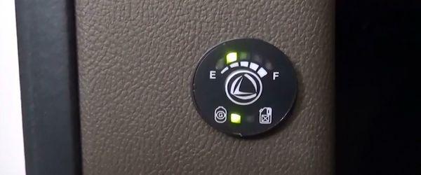 Газобаллонное оборудование на Lincoln MKC 2.0 EcoBoost 2016