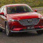 Установка ГБО на Mazda CX-9 2.5 Turbo SkyActiv 2018