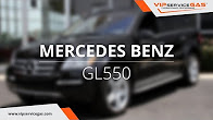 Mercedes Benz GL550 5.4