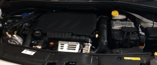 Газ на Peugeot 2008 1.2 PureTech 2017