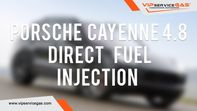 Porsche Cayenne 4.8 V8 Direct Fuel Injection