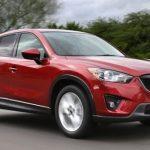 Установка газа на Mazda CX 5 2.5 Skyactiv