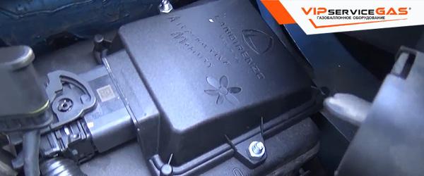 Газ на Renault Scenic