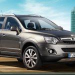 Установка ГБО на Opel Antara 2.4