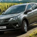 Установка ГБО на Toyota Rav 4 Hybrid