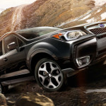 Установка ГБО на Subaru Forester 2.5 2014