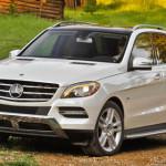 Установка ГБО на Mercedes-Benz ML 350