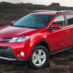 Установка ГБО на Toyota RAV4 — 2014