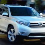 Установка ГБО на Toyota Highlander 3.5 — 2013