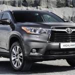 Установка ГБО на Toyota Highlander 2.7 — 2015