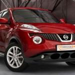 Установка ГБО на Nissan Juke 1.6 — 117 л.с.