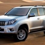 Установка ГБО на Toyota Land Cruiser Prado 2.7 — 163 л.с.