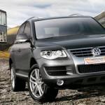 Установка ГБО на Volkswagen Touareg V6 3.2 — 240 л.с.