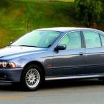 Установка ГБО на BMW 544 4.4 — 286 л.с.