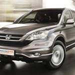 Установка ГБО на Honda CR-V 2.4 — 166 л.с., Prins
