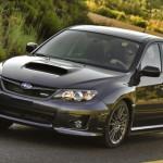 Установка ГБО на Subaru Impreza WRX 2.5