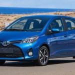 Установка ГБО на Toyota Yaris 1.0 — 2015